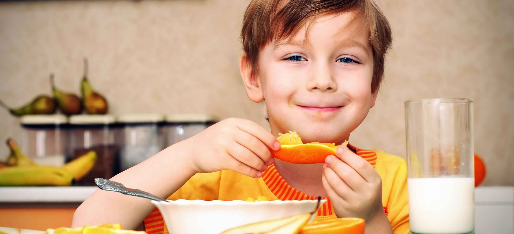 Important Facts That You Should Know About Nutrition And Your Child's Dental Health